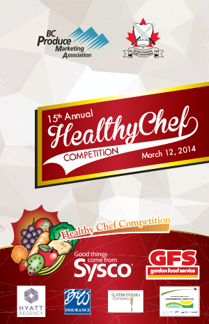 HealthyChef-PROGRAM-2014.indd